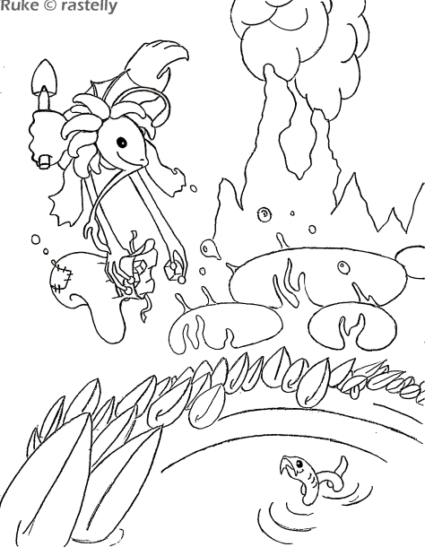 Coloring page 0